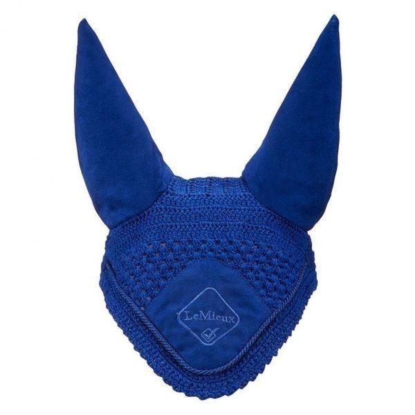 LeMieux Signature Fly Hood - Benetton Blue LeMieux