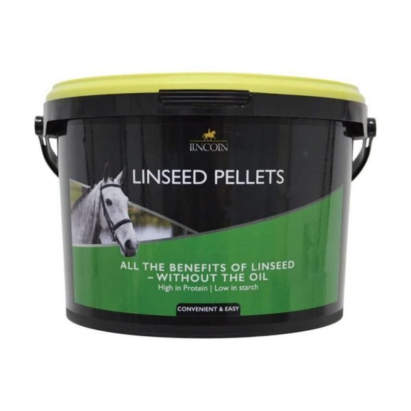 Lincoln Linseed Pellets Lincoln