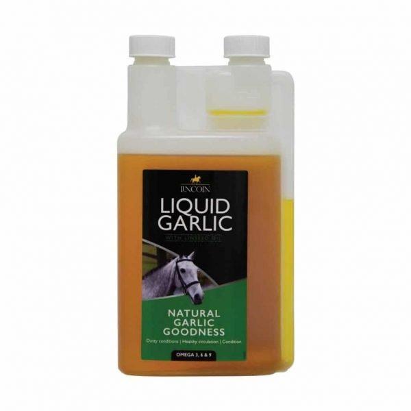 Lincoln Liquid Garlic 1