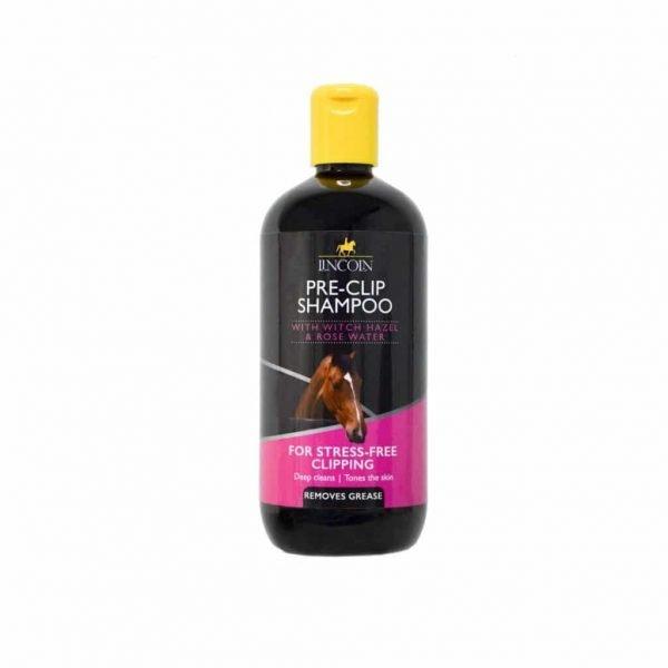 Lincoln Pre-Clip Shampoo Lincoln