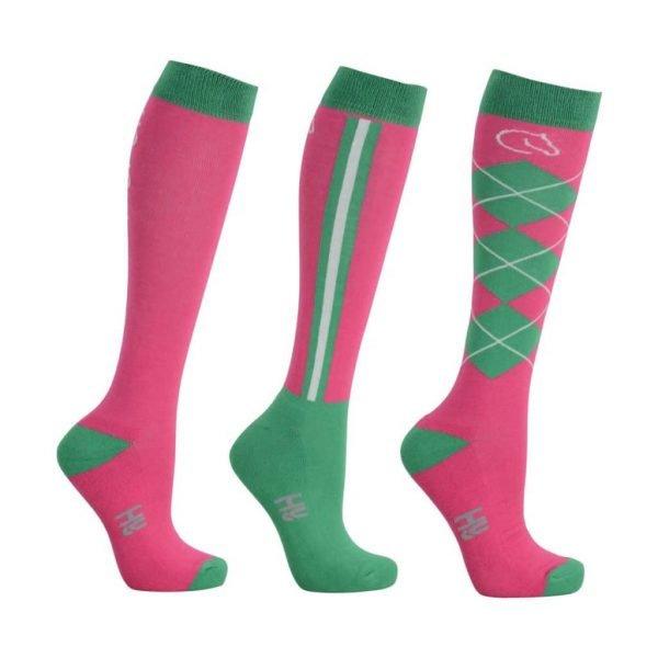 Coldstream Cornhill Long Riding socks