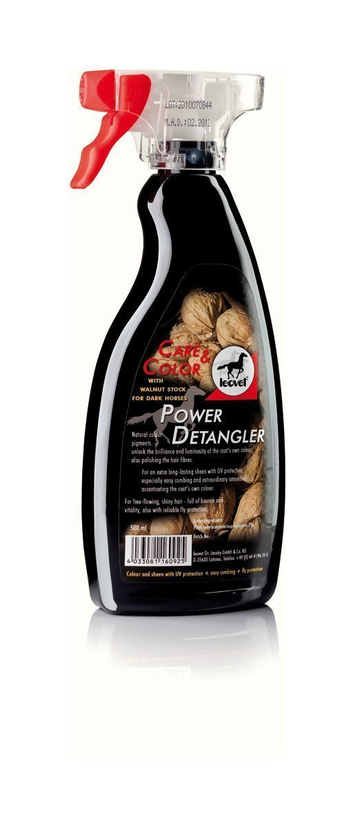 Leovet Power Detangler Dark Leovet