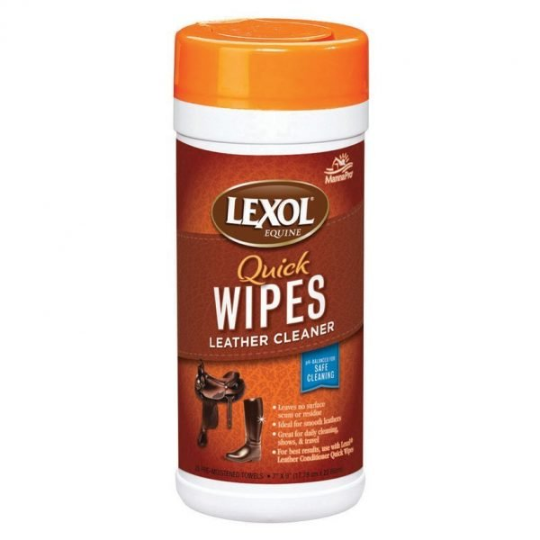Lexol Leather Cleaner Quick Wipes Lexol