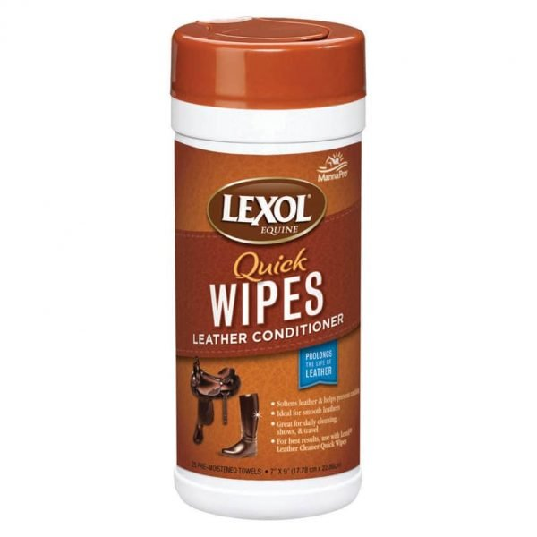 Lexol Leather Conditioner Quick Wipes Lexol