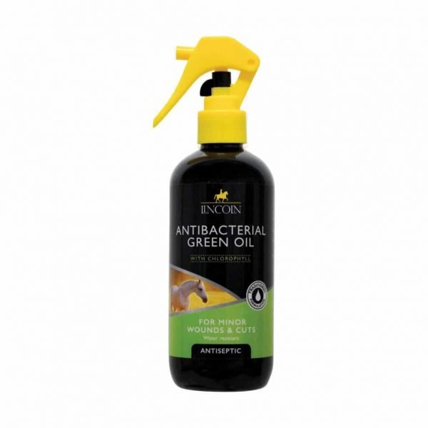 Lincoln Antibacterial Green Oil 1