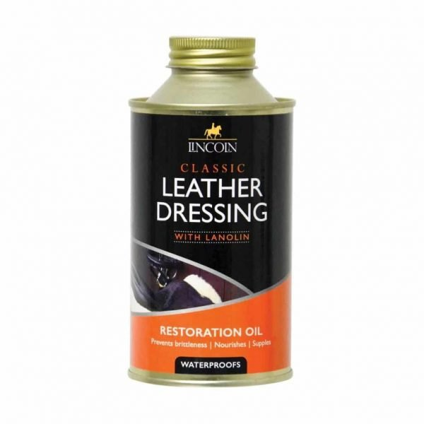 Lincoln Classic Leather Dressing 1