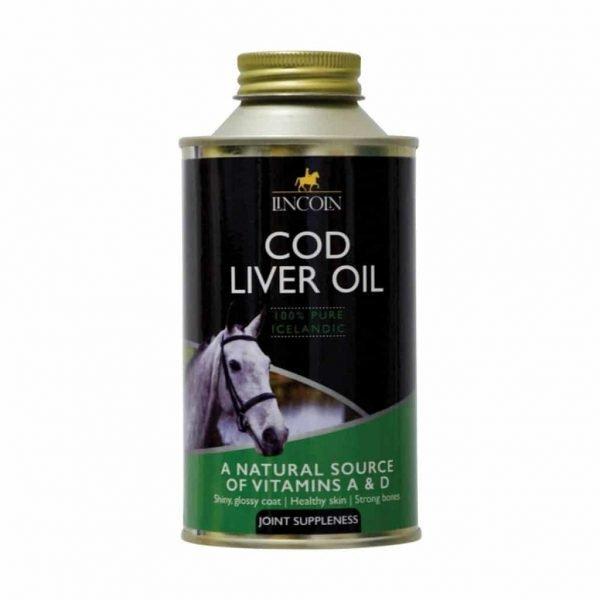 Lincoln Cod Liver Oil Lincoln