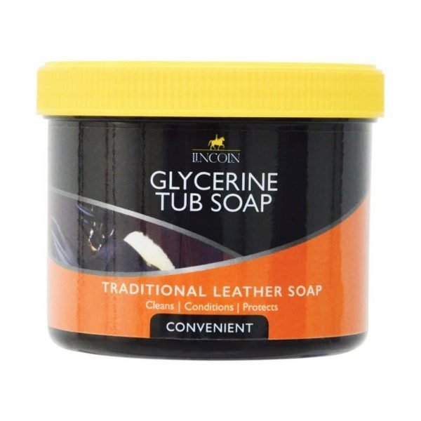Lincoln Glycerine Tub Soap Lincoln