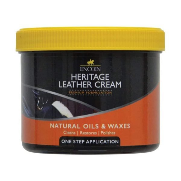 Lincoln Heritage Leather Cream Lincoln