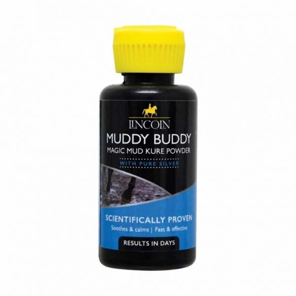 Lincoln Muddy Buddy Magic Mud Kure Powder Lincoln