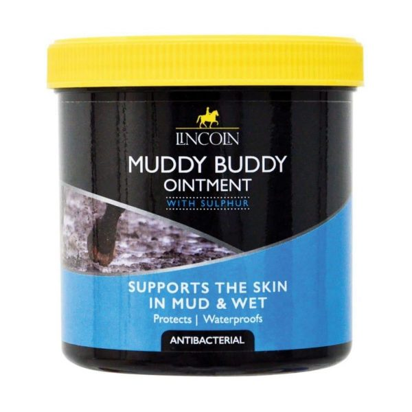 Lincoln Muddy Buddy Ointment Lincoln