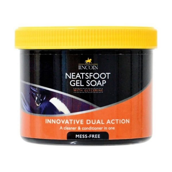 Lincoln Neatsfoot Gel Soap 1