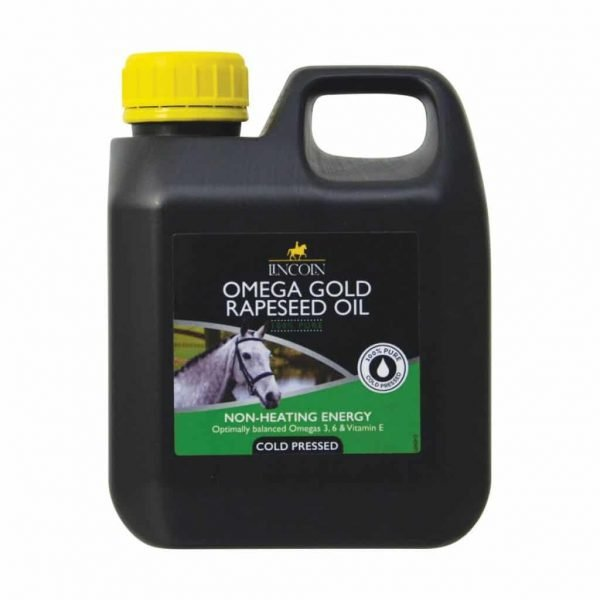 Lincoln Omega Gold Rapeseed Oil Lincoln