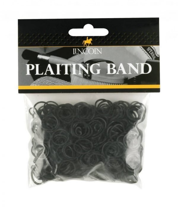 Lincoln Plaiting Bands Lincoln