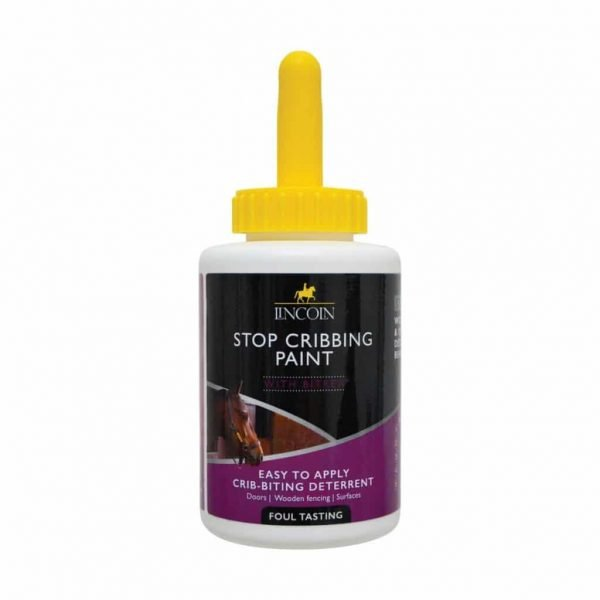 Lincoln Stop Cribbing Paint Lincoln