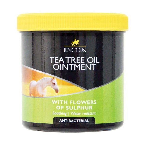 Lincoln Tea Tree Oil Ointment Lincoln