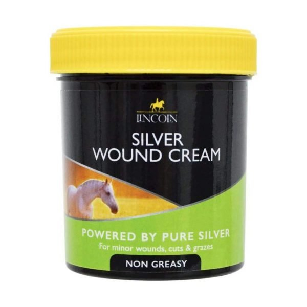 Lincoln Silver Wound Cream 1