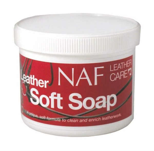NAF Leather Soft Saddle Soap NAF - Natural Animal Feeds