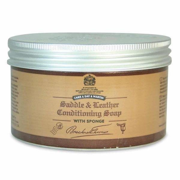 CDM Saddle & Leather Conditioning Soap - Out of Date Carr & Day & Martin