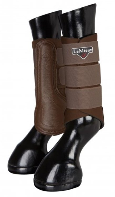 LeMieux Grafter Boots - Brown 1
