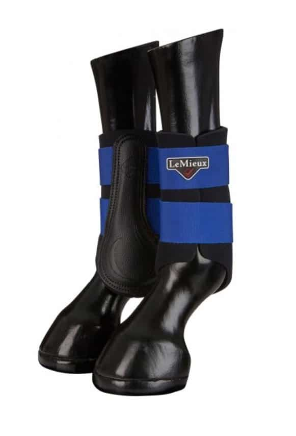 LeMieux Grafter Boots - Benetton Blue LeMieux