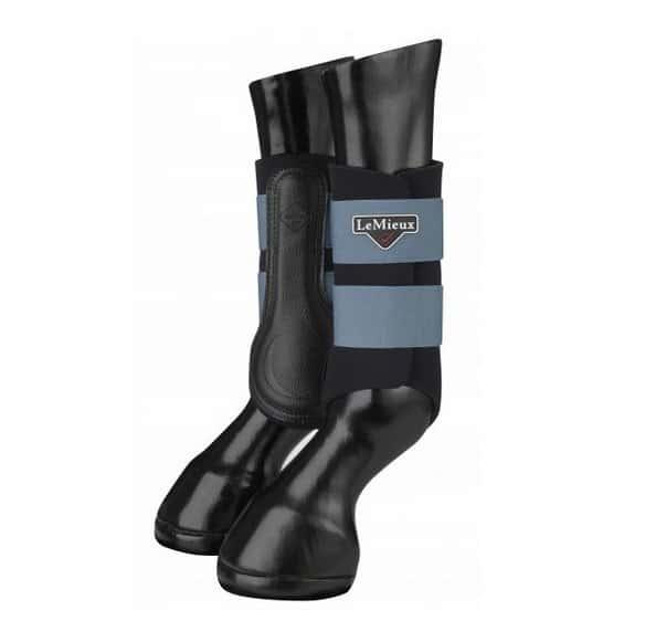 LeMieux Grafter Boots - Ice Blue LeMieux