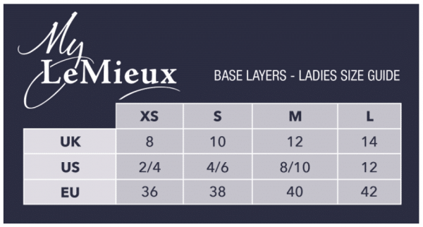 My LeMieux Ladies Polo Shirt - Teal/Grey LeMieux
