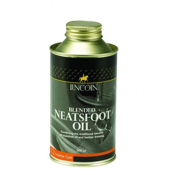Lincoln Neatsfoot Oil Compound Lincoln