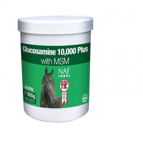 NAF Glucosamine 10,000 Plus with MSM NAF - Natural Animal Feeds