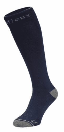 LeMieux Classic Riding Socks - Navy LeMieux