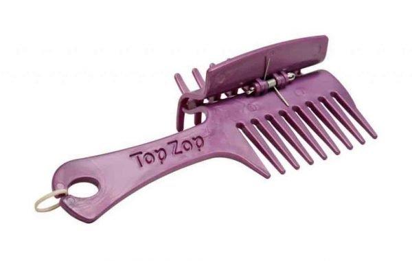 LeMieux TopZop Plaiting Comb and aid