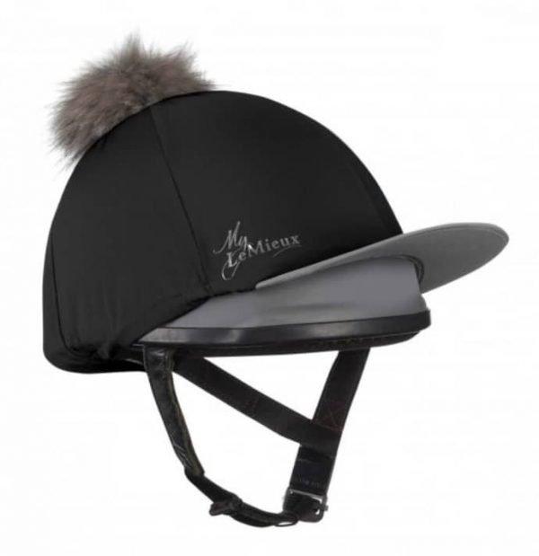 LeMieux Hat Silk - Black LeMieux