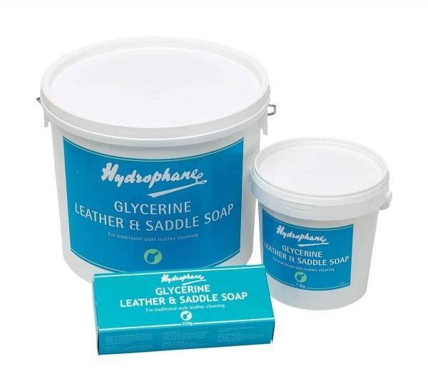 Hydrophane Glycerine Leather & Saddle Soap Hydrophane