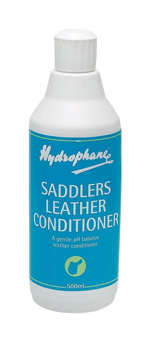 Hydrophane Saddlers Leather Conditioner Hydrophane