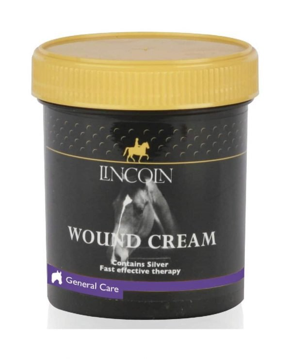 Lincoln Wound Cream (old style label) Lincoln
