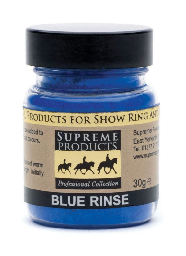 Supreme Products Blue Rinse Supreme Products