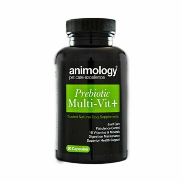 Animology Prebiotic Multivit+ Supplement Animology