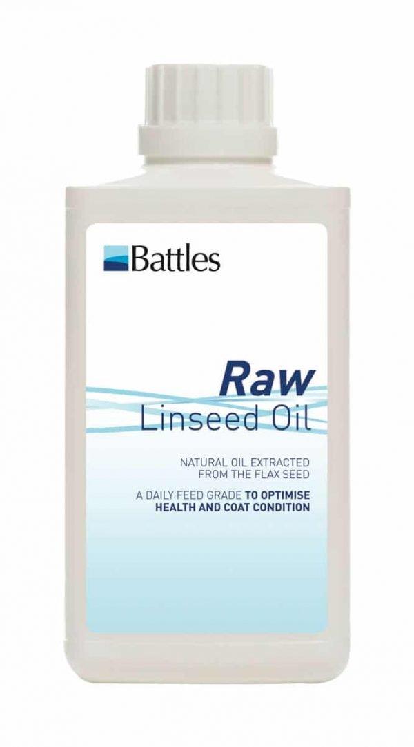 Battles Raw Linseed Oil Battles