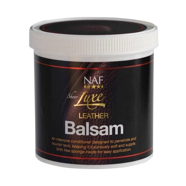 NAF Sheer Luxe Leather Balsam NAF - Natural Animal Feeds