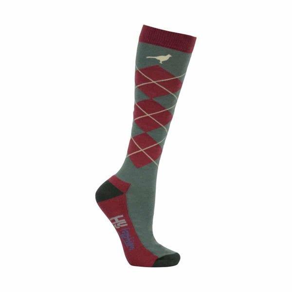 HyFASHION Fox and Hound Socks (Pack 3) HyFASHION