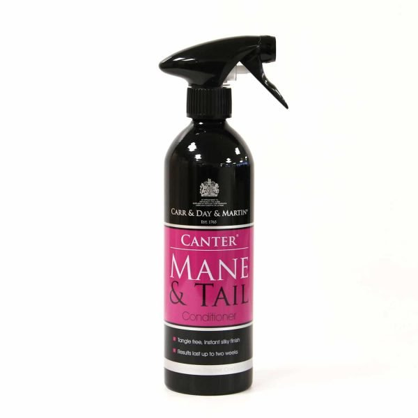 CDM Canter Mane & Tail Conditioner Carr & Day & Martin