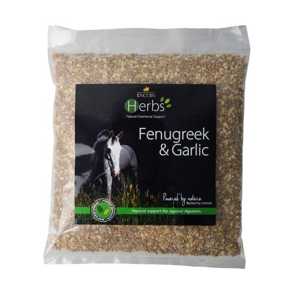 Lincoln Herbs Fenugreek & Garlic Lincoln Herbs