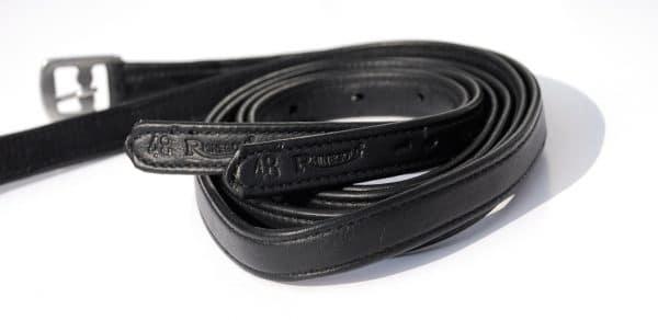 Rhinegold 'Softee' Leather Wrapped Stirrup Leathers Rhinegold