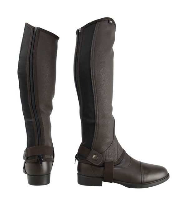 HyLAND Synthetic Combi Leather Chaps HyLAND