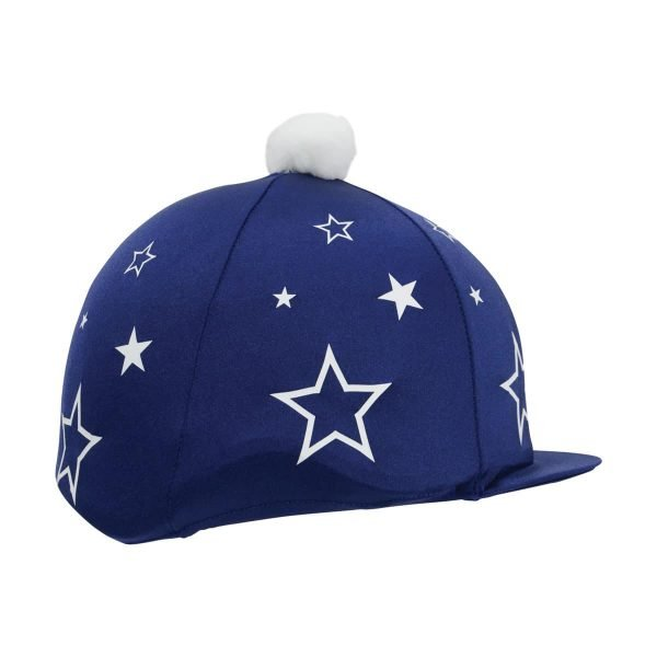 Hy Equestrian Super Starz Hat Cover Hy Equestrian