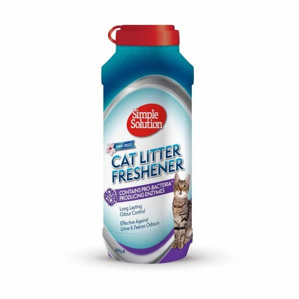 Simple Solution Cat Litter Freshener Manna Pro