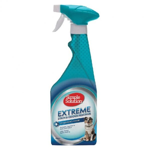 Simple Solution Extreme Stain & Odour Remover for Dogs Manna Pro