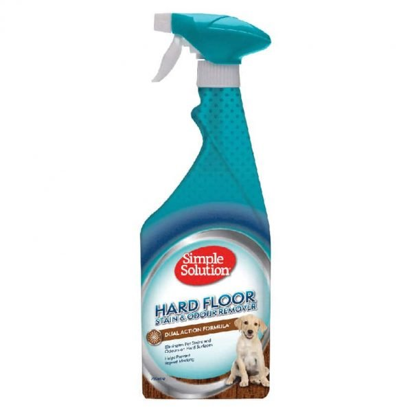 Simple Solution Hardfloor Stain & Odour Remover Manna Pro