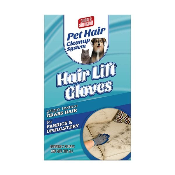 Simple Solution Hair Lift Mitts Manna Pro