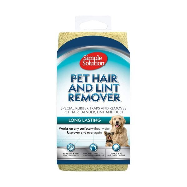 Simple Solution Pet Hair & Lint Remover Manna Pro